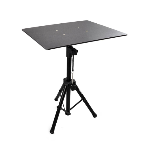 PylePro PLPTS3 Pro DJ Laptop Tripod Adjustable Stand for Notebook Computer