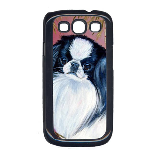 Carolines Treasures 7149GALAXYSIII Japanese Chin Galaxy S111 Cell Phone Cover