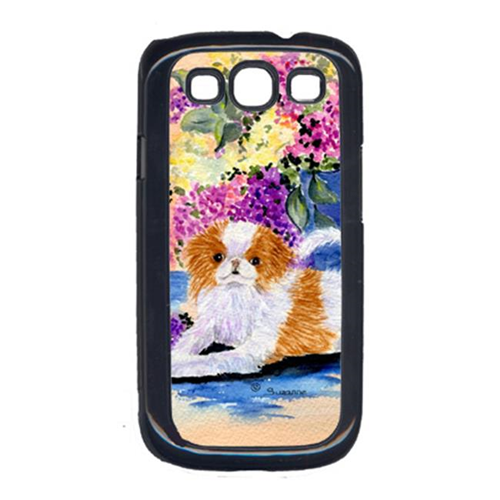 Carolines Treasures SS8300GALAXYSIII Japanese Chin Galaxy S111 Cell Phone Cover