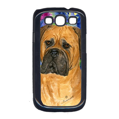 Carolines Treasures SS8155GALAXYSIII Bullmastiff Cell Phone Cover For Galaxy S111