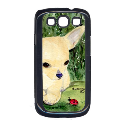Carolines Treasures SS1010GALAXYSIII Chihuahua Cell Phone Cover For Galaxy S111