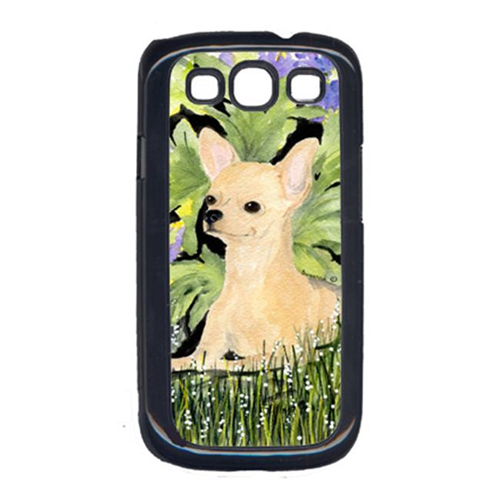 Carolines Treasures SS8325GALAXYSIII Chihuahua Cell Phone Cover For Galaxy S111