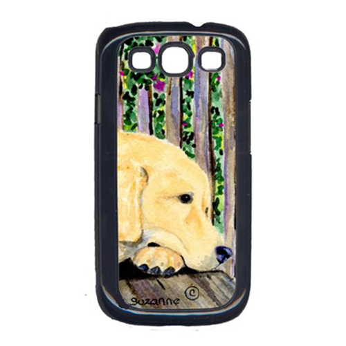 Carolines Treasures SS8756GALAXYSIII Golden Retriever Galaxy S111 Cell Phone Cover
