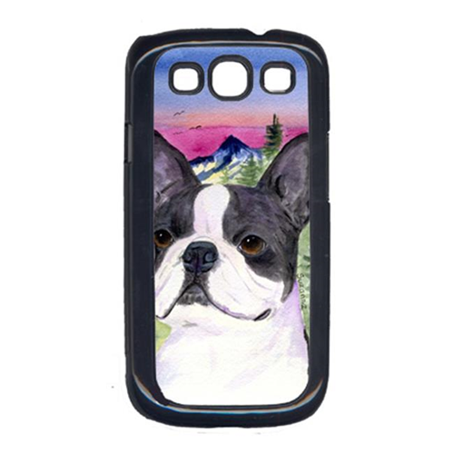 Carolines Treasures SS8339GALAXYSIII Boston Terrier Cell Phone Cover Galaxy S111