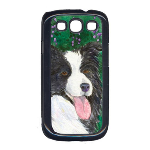 Carolines Treasures SS1053GALAXYSIII Border Collie Cell Phone Cover Galaxy S111