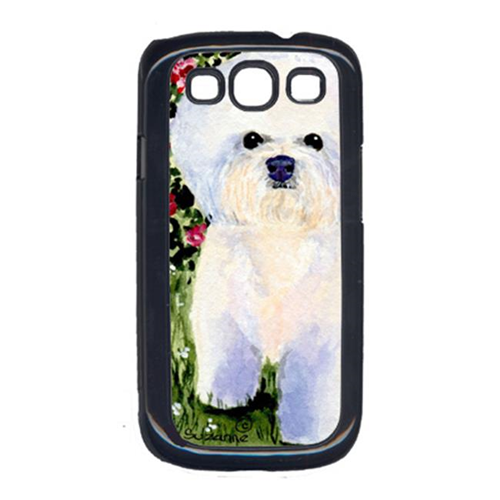 Carolines Treasures SS8914GALAXYSIII Bichon Frise Cell Phone Cover Galaxy S111