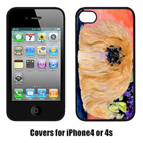 Carolines Treasures SS8661IP4 Pekingese Cell Phone Cover Iphone4