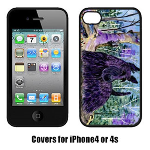 Carolines Treasures SS8666IP4 Scottish Terrier Cell Phone Cover Iphone4