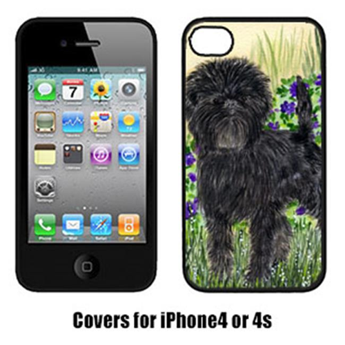 Carolines Treasures SS8151IP4 Affenpinscher Cell Phone Cover Iphone4
