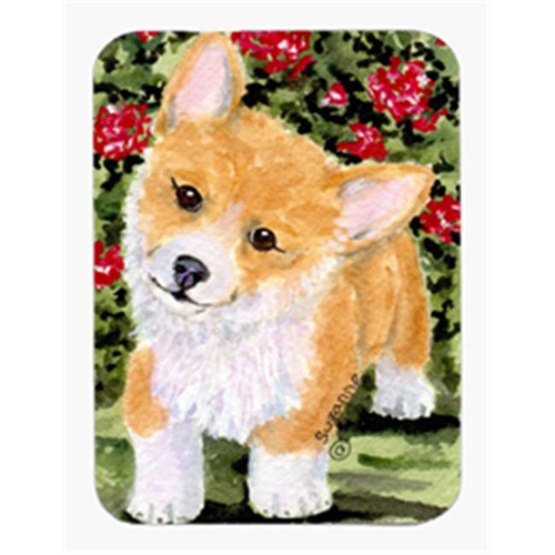 Carolines Treasures SS8823MP Corgi Mouse Pad & Hot Pad Or Trivet