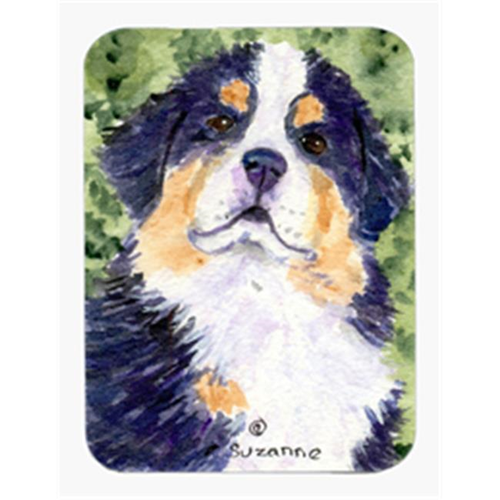 Carolines Treasures SS8837MP Bernese Mountain Dog Mouse Pad & Hot Pad Or Trivet