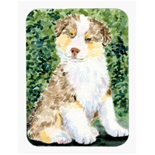 Carolines Treasures SS8847MP Australian Shepherd Mouse Pad & Hot Pad Or Trivet