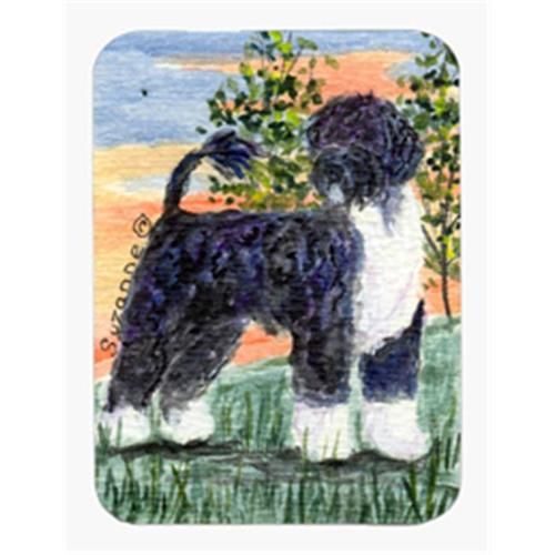 Carolines Treasures SS8855MP Portuguese Water Dog Mouse Pad & Hot Pad Or Trivet