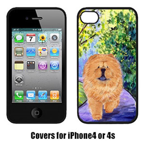 Carolines Treasures SS7003IP4 Chow Chow Iphone 4 Cover
