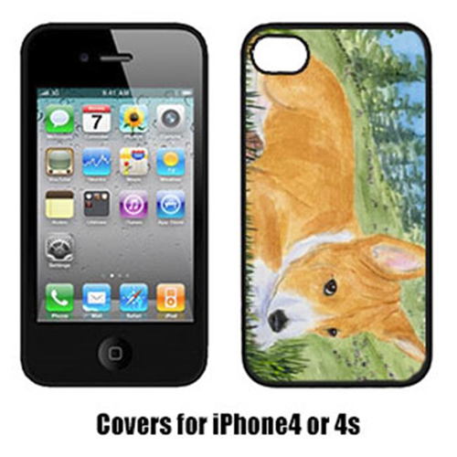 Carolines Treasures SS8016IP4 Basenji Iphone 4 Cover
