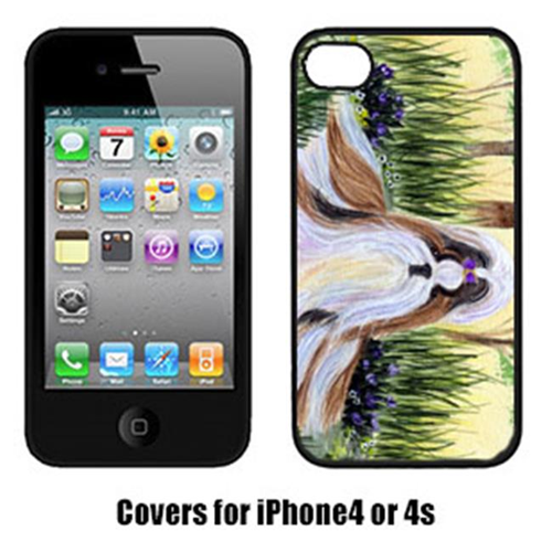 Carolines Treasures SS8112IP4 Shih Tzu Iphone 4 Cover