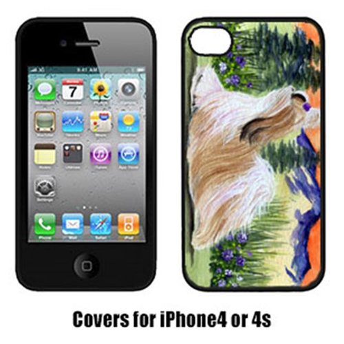 Carolines Treasures SS8179IP4 Shih Tzu Cell Phone cover IPhone 4