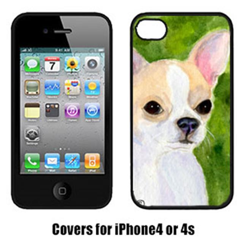 Carolines Treasures SS8786IP4 Chihuahua Iphone4 Cover
