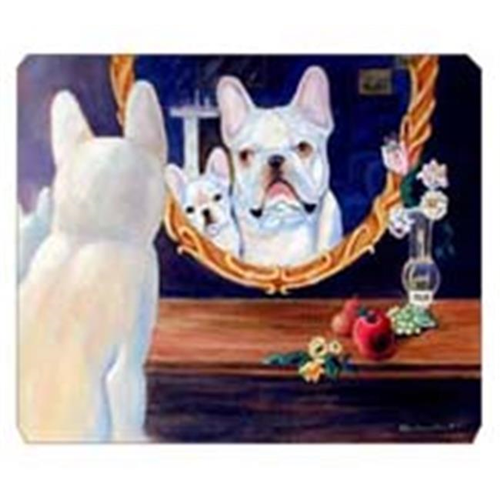 Carolines Treasures 7514MP 8 x 9.5 in. French Bulldog Mouse Pad Hot Pad or Trivet