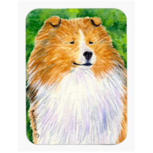 Carolines Treasures SS1003MP 8 x 9.5 in. Sheltie Mouse Pad Hot Pad or Trivet