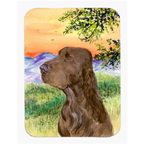 Carolines Treasures SS1017MP 8 x 9.5 in. Field Spaniel Mouse Pad Hot Pad or Trivet