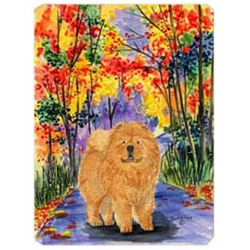 Carolines Treasures SS7001MP 8 x 9.5 in. Chow Chow Mouse Pad Hot Pad or Trivet