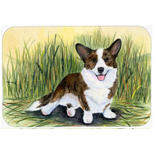 Carolines Treasures SS8004MP 8 x 9.5 in. Corgi Mouse Pad Hot Pad or Trivet