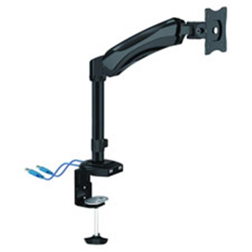 Lorell LLR25990 Single Arm Monitor Mount