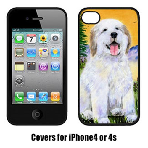 Carolines Treasures SS8469IP4 Great Pyrenees Cell Phone Cover Iphone 4