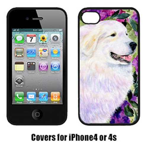 Carolines Treasures SS8474IP4 Great Pyrenees Cell Phone Cover Iphone 4