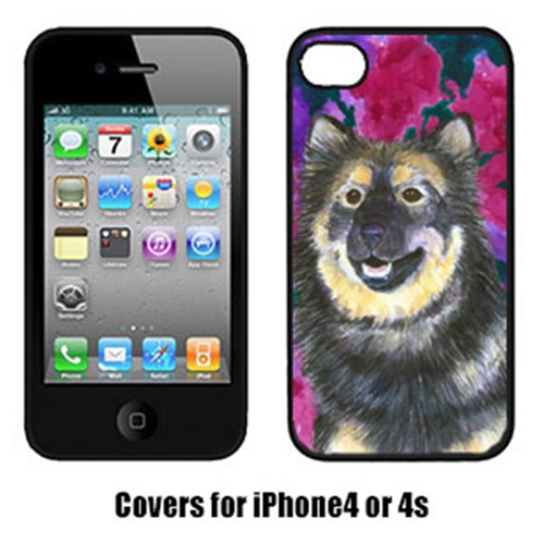 Carolines Treasures SS1063IP4 Finnish Lapphund Iphone 4 Cover