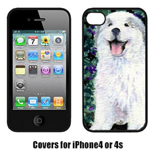 Carolines Treasures SS8856IP4 Great Pyrenees Cell Phone Cover Iphone4
