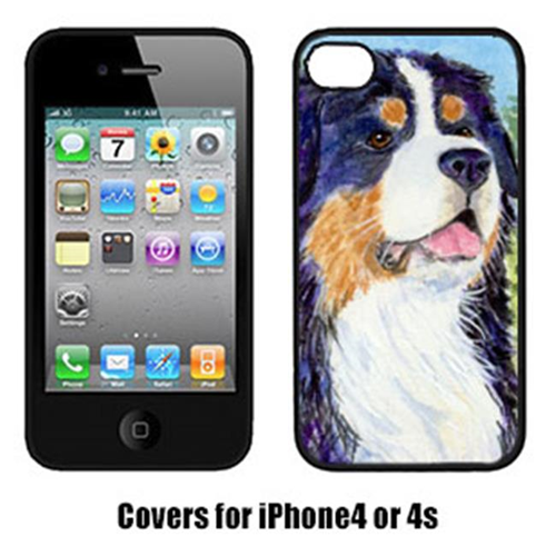 Carolines Treasures SS8867IP4 Bernese Mountain Dog Cell Phone Cover Iphone4