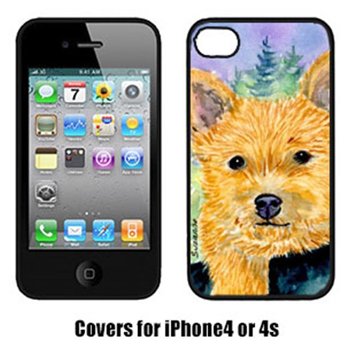 Carolines Treasures SS8905IP4 Norwich Terrier Cell Phone Cover Iphone4