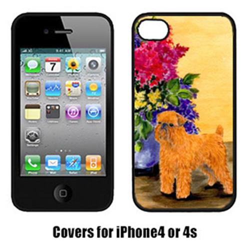 Carolines Treasures SS8543IP4 Brussels Griffon Iphone4 Cover