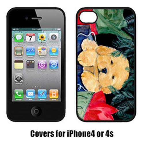 Carolines Treasures SS8580IP4 Golden Retriever Iphone4 Cover