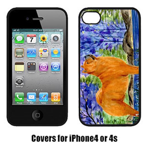 Carolines Treasures SS8600IP4 Chow Chow Iphone4 Cover