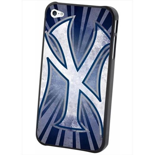Pangea iPhone 4 & 4S MLB NY Yankees Large Logo Lenticular Case