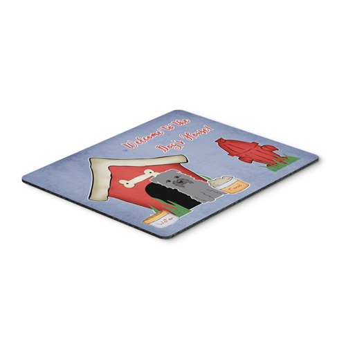 Carolines Treasures BB2813MP Dog House Collection Glen of Imal Grey Mouse Pad Hot Pad or Trivet