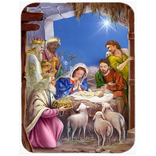 Carolines Treasures APH5603MP The Wise Men at the Nativity Christmas Mouse Pad Hot Pad or Trivet