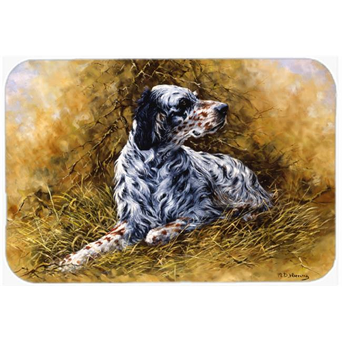 Carolines Treasures HMHE0007MP English Setter by Michael Herring Mouse Pad Hot Pad or Trivet