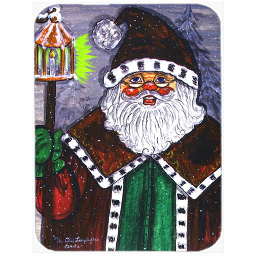 Carolines Treasures CN5035MP 7.75 x 9.25 In. Santa Claus Mouse Pad Hot Pad or Trivet
