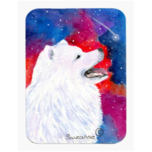 Carolines Treasures SS8752MP Samoyed Mouse Pad & Hot Pad Or Trivet
