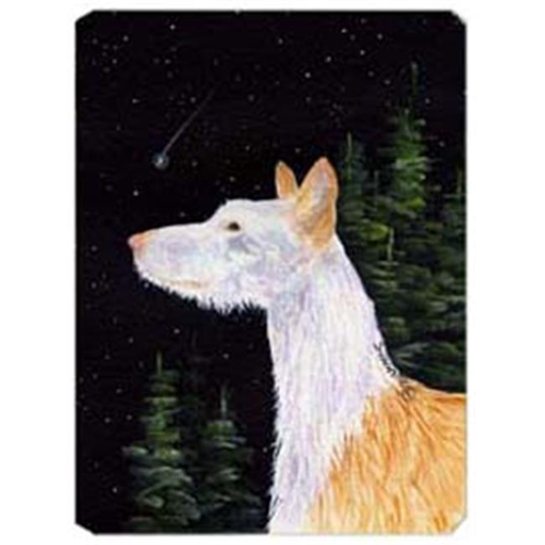 Carolines Treasures SS8499MP Starry Night Ibizan Hound Mouse Pad