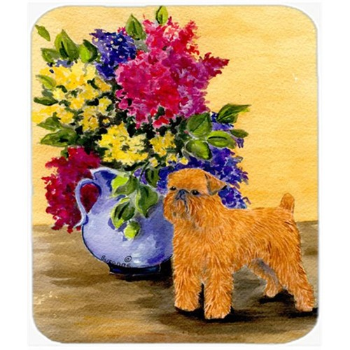Carolines Treasures SS8543MP Brussels Griffon Mouse Pad Hot Pad or Trivet