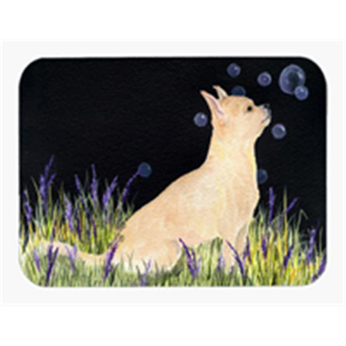 Carolines Treasures SS8515MP Starry Night Chihuahua Mouse Pad