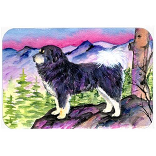 Carolines Treasures SS8528MP Tibetan Mastiff Mouse Pad & Hot Pad Or Trivet