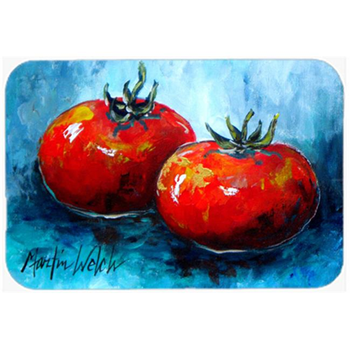 Carolines Treasures MW1088MP Vegetables - Tomatoes Red Toes Mouse Pad Hot Pad Or Trivet