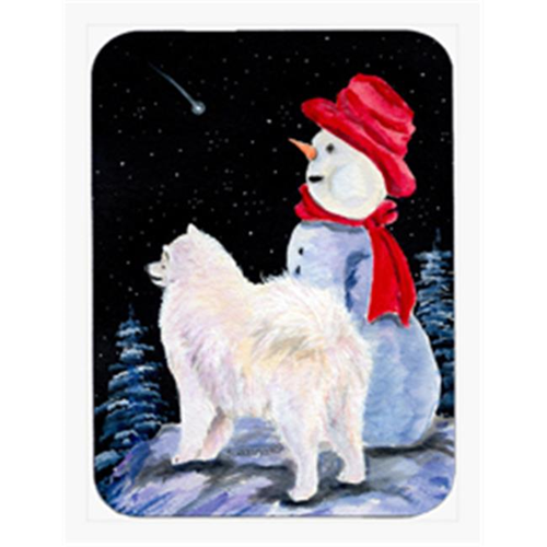 Carolines Treasures SS8572MP Samoyed Mouse Pad & Hot Pad Or Trivet