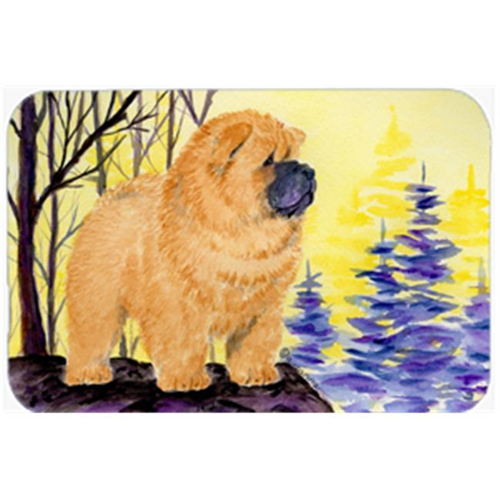 Carolines Treasures SS8603MP Chow Chow Mouse Pad & Hot Pad Or Trivet